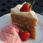 Best Ever Strawberry Cake - This strawberry cake uses a strawberry puree as a natural strawberry flavoring. It tastes light and fresh with a cream cheese frosting and goes well with any occasion.