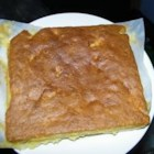 Pineapple Cake III - A very rich and sweet cake. You may substitute pecans for the walnuts if you prefer.