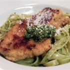 Chicken Milanese - Lightly breaded and pan-fried chicken breasts make a quick and easy main dish any night of the week.