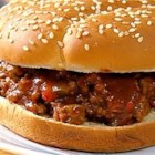 Sloppy Joe Sandwiches - This sloppy joe recipe is quick and inexpensive. In addition to putting it on rolls, try this slightly sweet beef mixture over rice, biscuits, or baked potatoes.