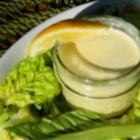 Birdman's Caesar Salad Dressing - This anchovy-free Caesar dressing is bold and creamy and takes no time to whip up.