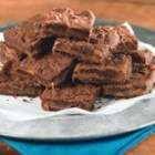 Caramel Brownies III - These brownies are incredibly rich and delicious. They have a secret layer of caramel going through the middle.