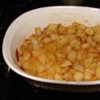 Simple Oven Fries - These lightly seasoned potato wedges are a nice accompaniment to grilled meat. Plus, they're much lower in fat than their deep-fried cousins. --Janet Briggs