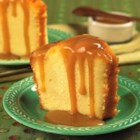 Toffee Sauce - Sweetened condensed milk, brown sugar, corn syrup and butter are cooked on the stove until thick,  in this sweet and easy sauce.