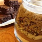 Brownie Mix - A delicious and moist brownie mix in a jar. These make the perfect gift for any occasion.