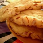 Crispy Almond Cookies - If you're really an almond lover, roll the dough in ground almonds before refrigerating.