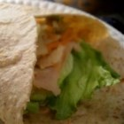 Rowing Team's Turkey Reuben Wraps - Tortillas are filled with sliced turkey, Swiss cheese, and a Reuben-inspired slaw, then rolled burrito-style. My kids and the rest of their rowing team love these wraps. They hold up well and the leftovers are still good the next day!