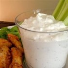 Roquefort/Bleu Cheese Dressing - Rich, creamy Roquefort cheese combines with sour cream, mayo, garlic, lemon juice, and milk in this delicious, piquant dressing for salads and cooked vegetables.