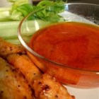 Buffalo Sauce - Here's a simple hot sauce for dipping and coating Buffalo wings and chicken tenders!