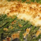 Sour Cream and Horseradish Asparagus - Serve spring asparagus topped with this lively, easy-to-make horseradish sauce and enjoy the compliments.