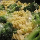 John's Broccoli and Ziti Casserole