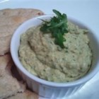 Arugula Hummus - Classic hummus gets a little kick with the addition of peppery arugula. Serve this as a dip or sandwich spread.