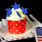 Butter Whip Frosting - Wonderful rich and creamy icing, perfect for sugar cookies.