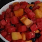 Strawberry-Melon Summer Salad