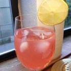 Rebecca's Rockin' Vodka Lemonade - Enjoy your summer with a raspberry lemonade-vodka refresher in pink.