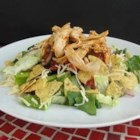 Southwest Chicken Salad I - This is a highly seasoned salad that is a nice change from the typical 'taco' version. Even my kids and their friends love it!