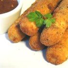 Home-Fried Cheese Sticks