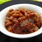 3BC (Best Baked Bean Casserole) - An awesome traditional favorite to have at every cookout or holiday table. These smokey, sweet beans are great with a variety of meats and are a wonderful addition to any meal. This is a great side dish your sure to love!