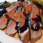 Balsamic Beurre Noir - This balsamic and garlic-spiked butter sauce is fabulously simple and outrageously delicious.