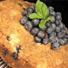 Heirloom Blueberry Cake - This crowd-pleasing blueberry cake is quick and easy to prepare and a great way to use summer blueberries.