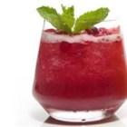 Cranberry Slush - My mother got this recipe from a friend years ago and it's become an integral part of our Thanksgiving and Christmas celebrations!  We leave it in the freezer and we all serve ourselves from there!