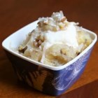 Warm Tropical Banana Ice Cream Topping - This is a very rich and warm topping that is great for vanilla ice cream. It is very easy to make and the family will love it. It is also great alone just for a treat.