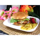 Aloha Chicken Burgers - Break out the tiki torches, it's time to fire up the grill and make these grilled chicken sandwiches with bacon, pineapple, and teriyaki sauce.