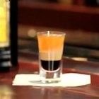 B-52 - This yummy shot has the aftertaste of a chocolate chip cookie!