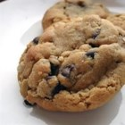 Peanut Butter Chocolate Chip Cookies IV - A chocolate cookie with chocolate and peanut butter chips that is made with a cake mix.