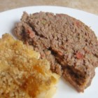 No Ordinary Meatloaf - Cornbread stuffing adds great texture and flavor to this Tex-Mex style meatloaf.