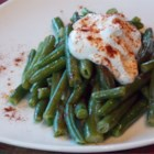 Skillet Green Beans - Creamy skillet green beans are a staple side dish for any family dinner.