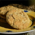 Granola-Raisin Cookies -  This is sort of like an oatmeal raisin cookie, but better because it has granola instead of rolled oats.