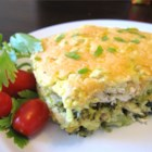Chicken Divan - Cooked chicken, broccoli, mushrooms, and water chestnuts are baked in a creamy Cheddar cheese-topped casserole. Serve with rice and a fruit salad, if desired.