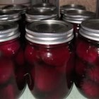 Pickled Beets - This recipe was given to me many years ago by an elderly farmers wife and has been one of my 'must do' yearly canning recipes.  If you have a large amount of beets, just keep repeating brine until your beets are all gone! Enjoy!