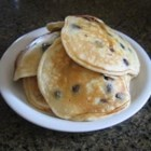 Blueberry Pancakes - This is an excellent recipe for blueberry pancakes. A delicious, nutritious and flavorful breakfast. When blueberries are out of season, use thawed frozen blueberries.