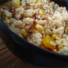 Corn and Rice - This is a traditional Bahamian side dish. Corn can be substituted with black-eyed peas or lima beans.