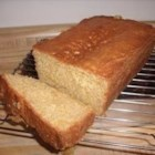 Pineapple Bread -  This delicious nut bread is sweet with the honeyed citrus flavor of golden pineapple.