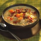 Gramma Brown's Corn Chowder - This was my great-grandmother's recipe. It is very good to eat on a cold winter's day.