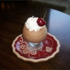 Chocolate Mousse - This rich and decadent chocolate mousse is easy to make.