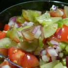 Grape Salsa! - Juicy grapes, tomato, and sweet onion make a surprisingly tasty salsa that is sweet and savory all at once.