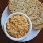 Carrot Spread Surprise - Carrots and pecans are blended with cream cheese, onion, and a little mayo in this stunning dip!