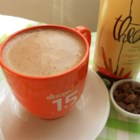 Chocolate Chai - Spicy cinnamon chai tea with chocolate is a great warm drink for those cold winter nights!
