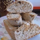 Cantucci Biscotti - These are so crunchy they should be dunked (Coffee, Latte, Espresso, Vino, etc.).  If you don't have hazelnuts, use almonds instead.