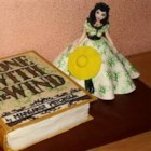 Gone with the Wind Cake - This is a lovely sponge cake that is reminiscent of the Deep South. May be cut into layers and filled and iced with lemon filling, or with whipped cream.