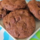 Chewy Brownie Cookies - This is a delicious cookie recipe. My nephew and niece cannot stop eating them! Deliciously chocolatey goodness in every bite. The best part is, they are nice and soft, which is the way I like them.