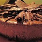 Chocolate Cappuccino Cheesecake - This recipe becomes a favorite as soon as it is tasted. It was once referred to as 'sinfully rich and velvety smooth'. Best if made a day before serving.