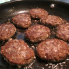 Eastern European Kotlety - Kotlety are traditional Polish pan-fried meat patties. This quick and simple version is made with ground beef.