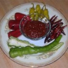 JD's Chile Paste - Make your own chile paste with a variety of peppers and this recipe.