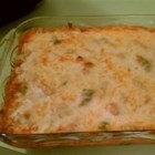 Chick'n Parmesan Casserole - This vegetarian take on an American-Italian classic is super easy and tasty.