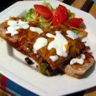 Photo of: Black Bean and Rice Enchiladas - Recipe of the Day